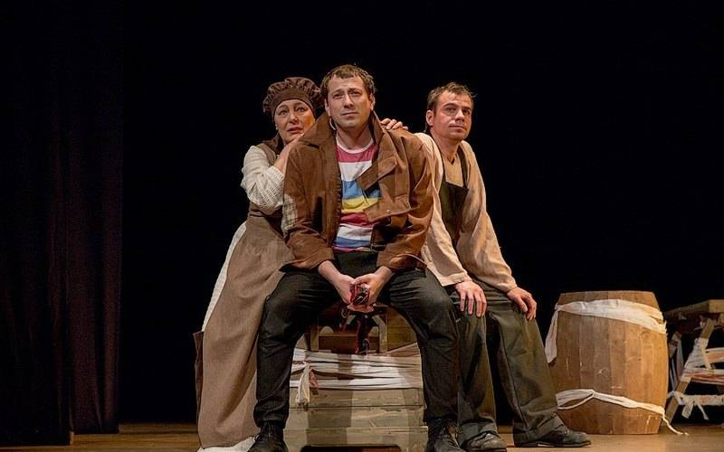 На «Славянских театральных встречах» вБрянске побывали пять тысяч зрителей