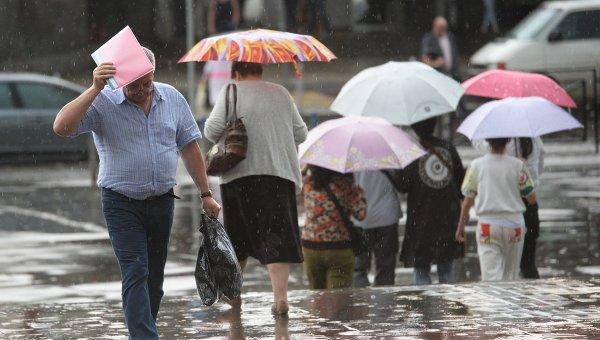 В Молдавии устраняют последствия сильнейших ливней