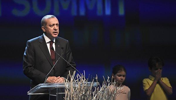 Эрдоган призвал избирать постоянных членов Совбеза ООН