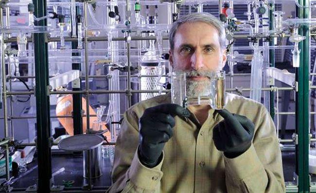 Создана бактерия, превращающая воздух в спирт