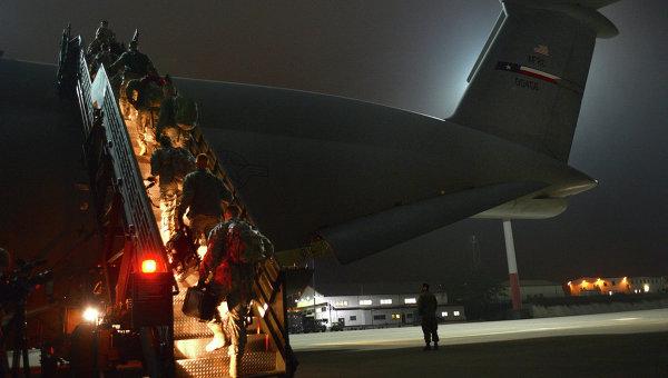 СМИ: Пентагон направил авианосную группу