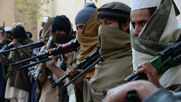 В Афганистане боевики