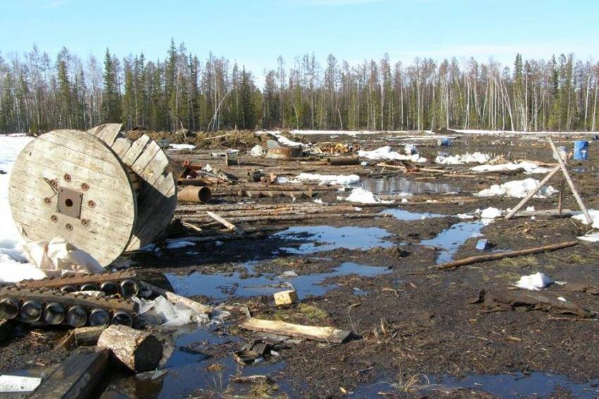 В Якутии предложили ужесточить наказание вредящим экологии компаниям