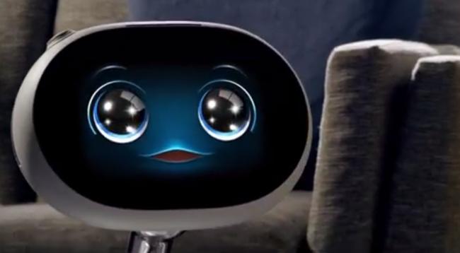 Домашний робот Zenbo от Asus