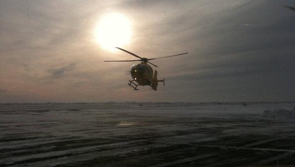 При падении армейского грузовика в реку в США погибли пять человек