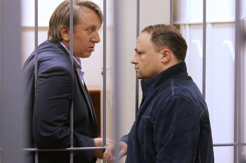 Суд отправил мэра Владивостока под стражу