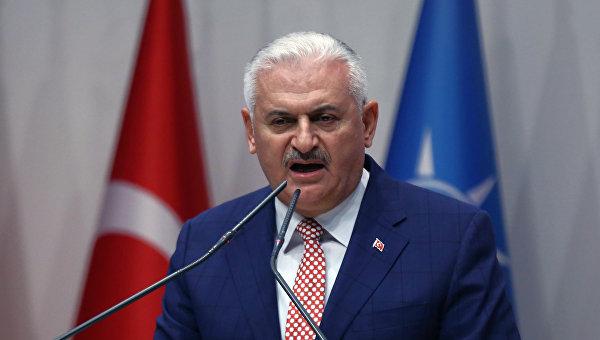 Премьер Турции отправился с визитом в Азербайджан