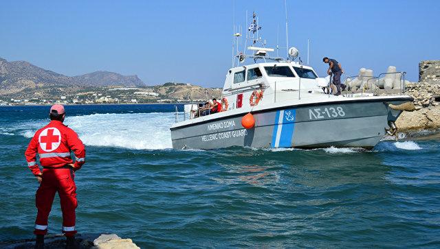 СМИ: в море недалеко от Крита терпят бедствие несколько сотен мигрантов