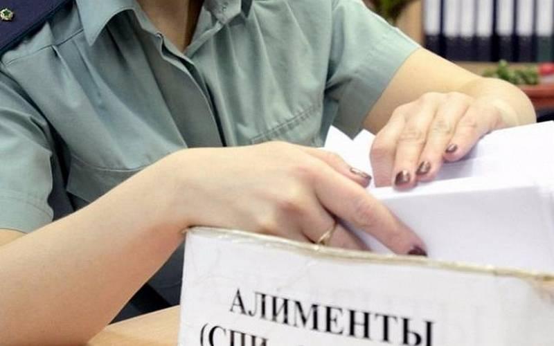 За пять дней сбрянских алиментщиков взыскали более 1,5 миллиона рублей