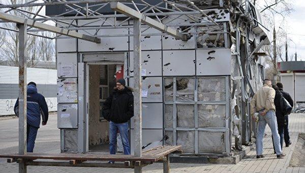 РФ отвергла попытки Украины возложить страдания людей в Донбассе на Москву