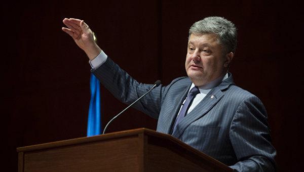 Порошенко заявил, что никакого офшорного скандала не было
