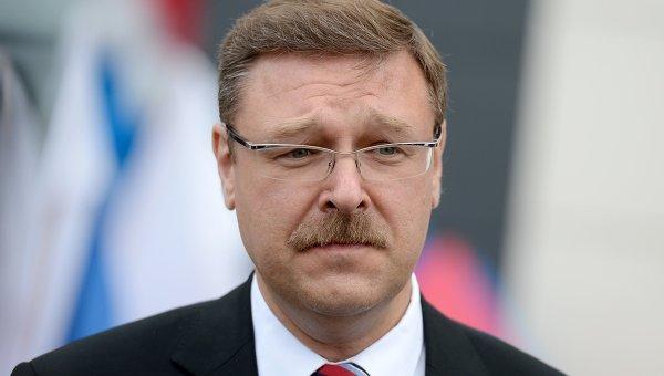 Косачев: Россия не является спонсором радикальных партий в странах ЕС
