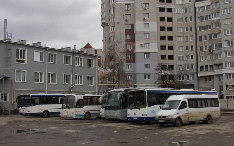 В Брянске стартовала масштабная проверка водителей автобусов