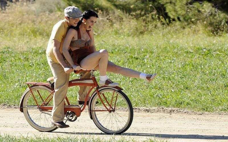 Навлинский романтик подарил знакомой украденный уребенка велосипед