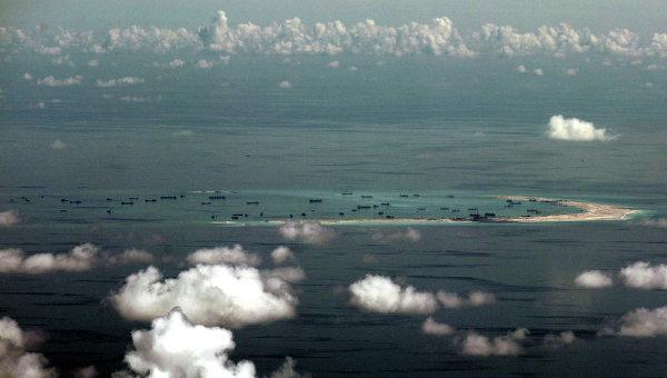 Пекин: Китай имеет неоспоримые права на острова архипелага Наньша