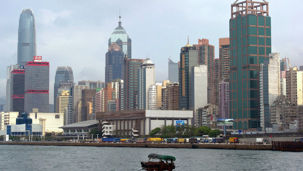 В Гонконге проходит митинг в память о событиях на площади Тяньаньмэнь