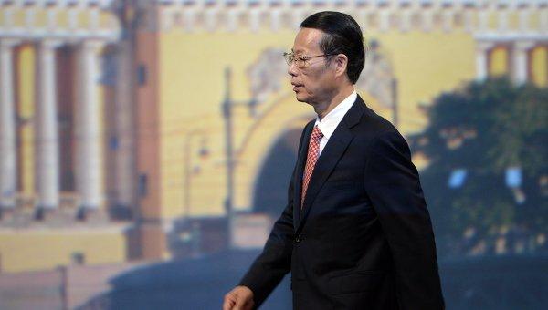 Армения ожидает официального визита первого вице-премьера Госсовета Китая