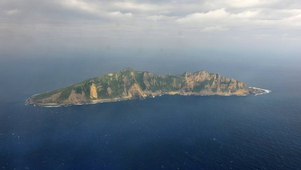 В Японии выразили озабоченность действиями Китая в Восточно-Китайском море