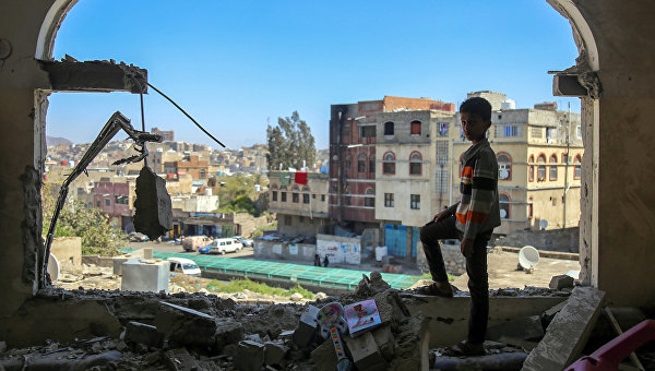 В Йемене при обстрелах города Таиз за два дня погибли более 40 человек