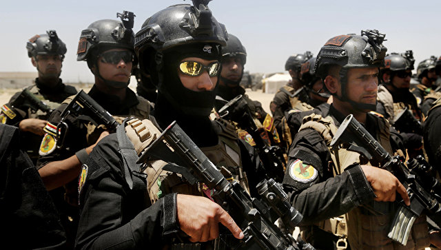 К северу от Эль-Фаллуджи обнаружили массовое захоронение иракских военных