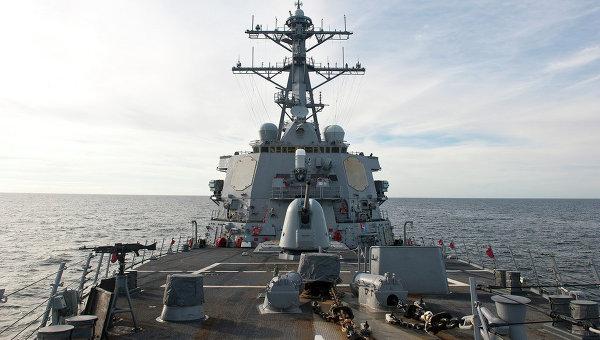 Американский эсминец Porter 6 июня войдет в Черное море