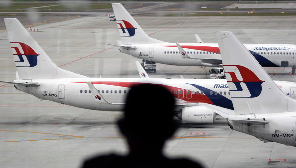 Пассажиры Malaysia Airlines пострадали во время сильной турбулентности