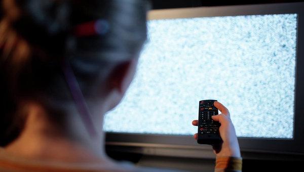Украинское ТВ недоступно на территории у линии соприкосновения в Донбассе