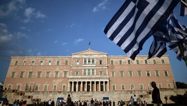 В Афинах на дом госминистра Греции напали анархисты