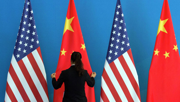 Китай заявил о необходимости укрепления стратегического взаимодоверия с США