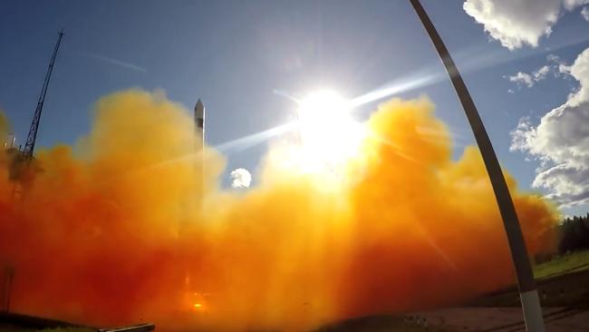 Российский военный спутник успешно выведен на орбиту