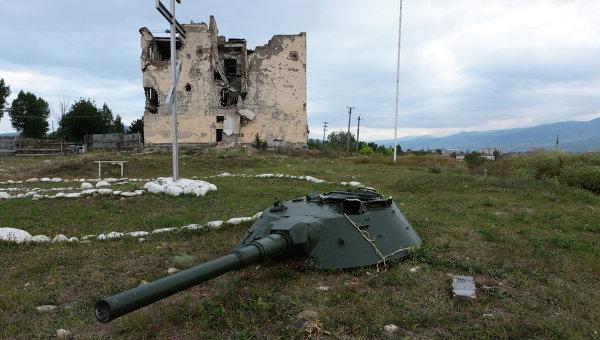 Специалисты МЧС будут участвовать в разминировании территории Южной Осетии