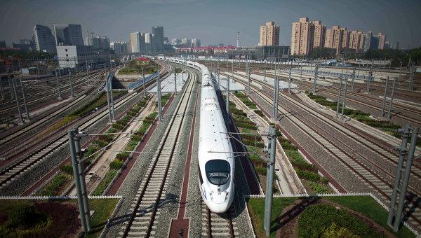 СМИ: Китай ведет разработку высокоскоростного поезда нового поколения