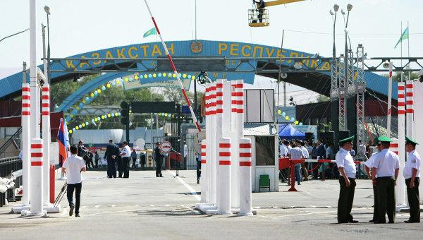 Киргизские пограничники перешли на усиленную работу из-за событий в Актобе