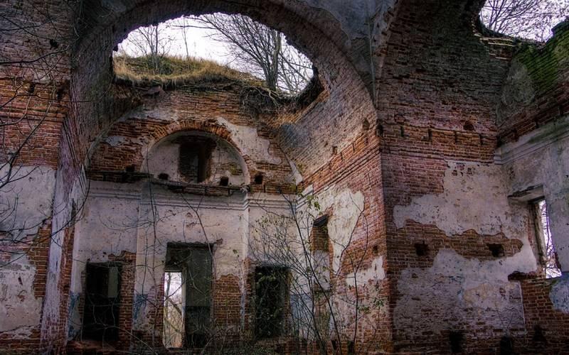 Прокуратура добивается сохранения вбрянском селе церкви начала XIX века