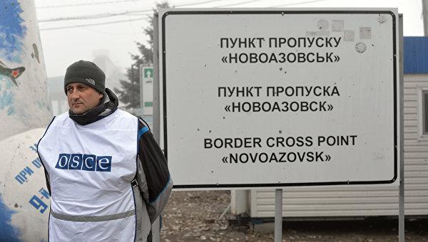 Число КПП на границе с Украиной в Ростовской области может увеличиться