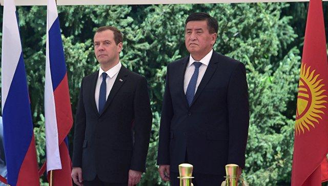 В Бишкеке выделили место для митингов на время Совета глав правительств СНГ