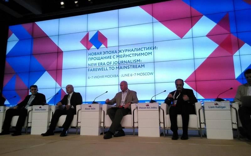 На международном форуме повопросам журналистики отБрянщины участвует «Наш Брянск.Ru»