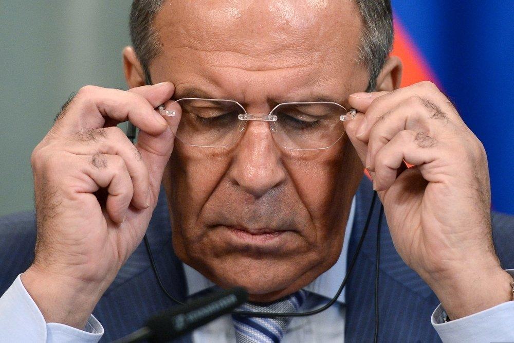 Лавров: Россия будет активно помогать Сирии с воздуха
