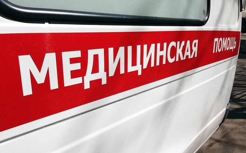 На брянской трассе пристолкновении легковушки сгрузовиком пострадали пять человек