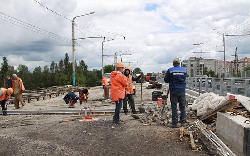 Путепровод станции Брянск-I планируют сдать к20 июня