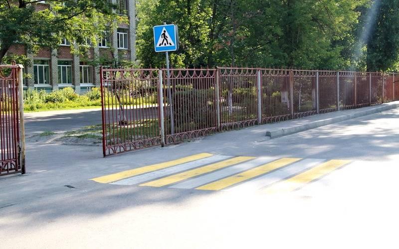 В Брянске к1 сентября возле школ установят 285 дорожных знаков