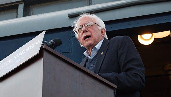 Сандерс считает, что ошибочно подсчитывать голоса делегатов до их съезда