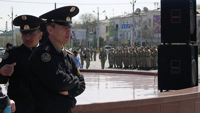 Задержан еще один из участников нападений в Актобе