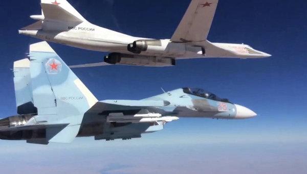 В ВМС США заявили, что обсудили с РФ предотвращение перехватов самолетов