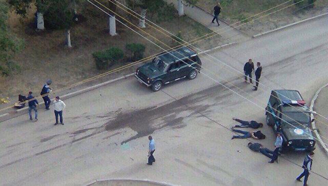Назарбаев приказал уничтожить боевиков в Актобе в случае сопротивления