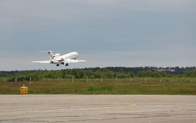 Из аэропорта «Брянск» отправился первый авиарейс вСимферополь