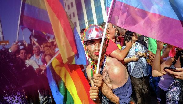 Послы шести стран Европы примут участие в гей-параде в Вильнюсе