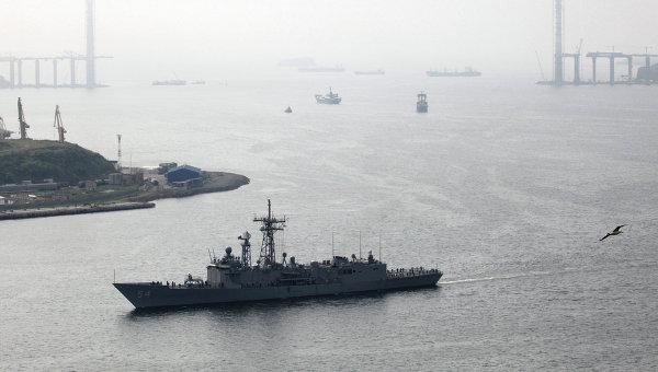 ВМС США заявили, что обсудили с Россией предотвращение инцидентов на море