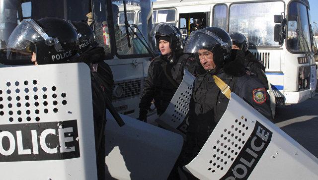Назарбаев назвал теракт в Актобе проверкой властей Казахстана на прочность