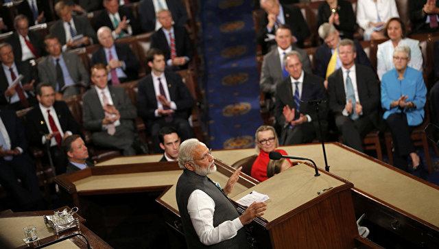 Премьер Индии призвал США усилить взаимодействие для борьбы с терроризмом